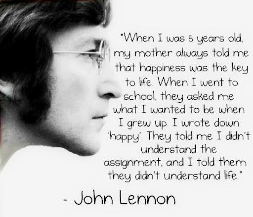 John Lennon Quotes Amusing Quotes One Liners